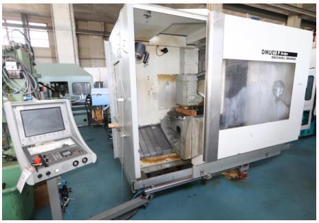 二手立式加工中心HARDINGE VMC 1000 P进口关税