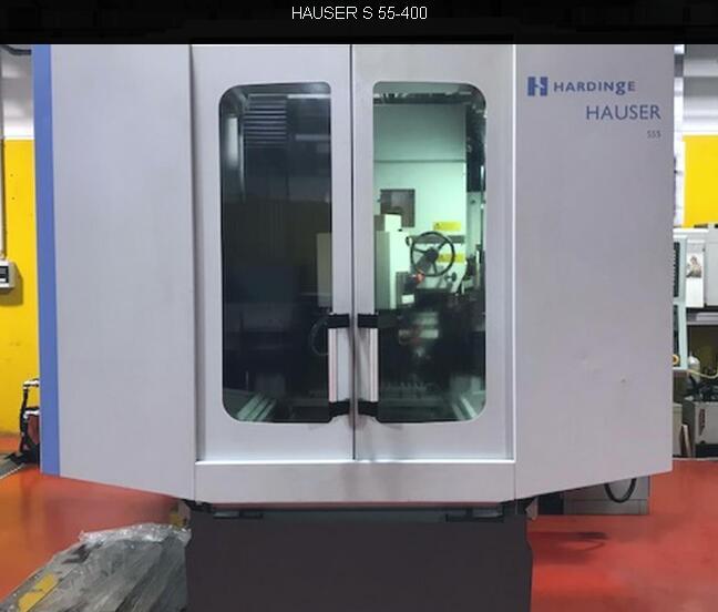 二手豪瑟坐标磨床HAUSER S55-400从国外进口的海关规定可否进口?