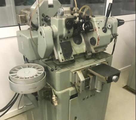 二手瓦里wahli W90滚齿机进口单证手续要哪些?中检
