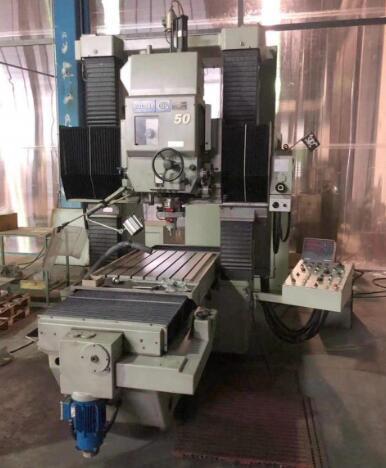 HAUSER S50DR豪泽坐标磨床瑞士进口到深圳工厂的手续及参数
